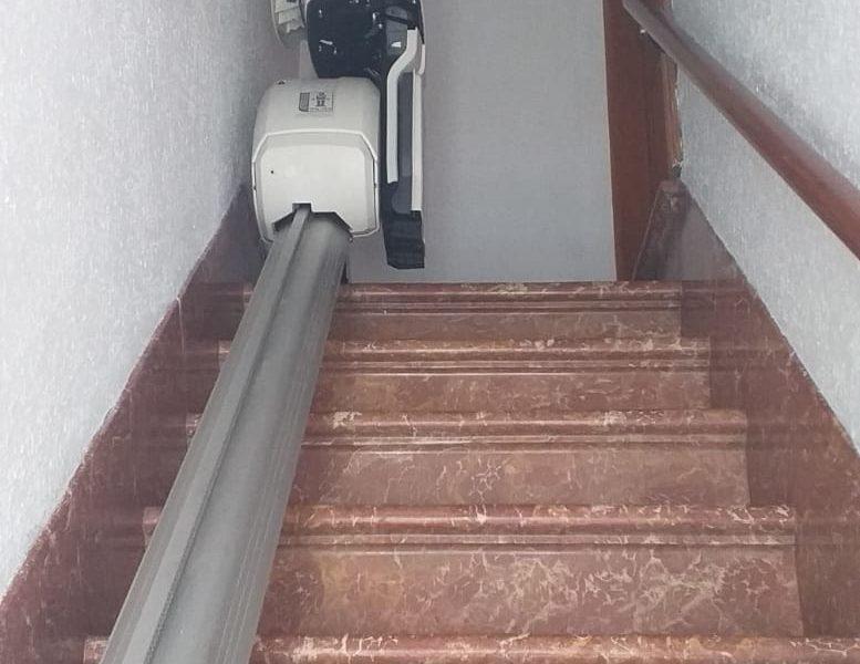 la sube escaleras mas economica